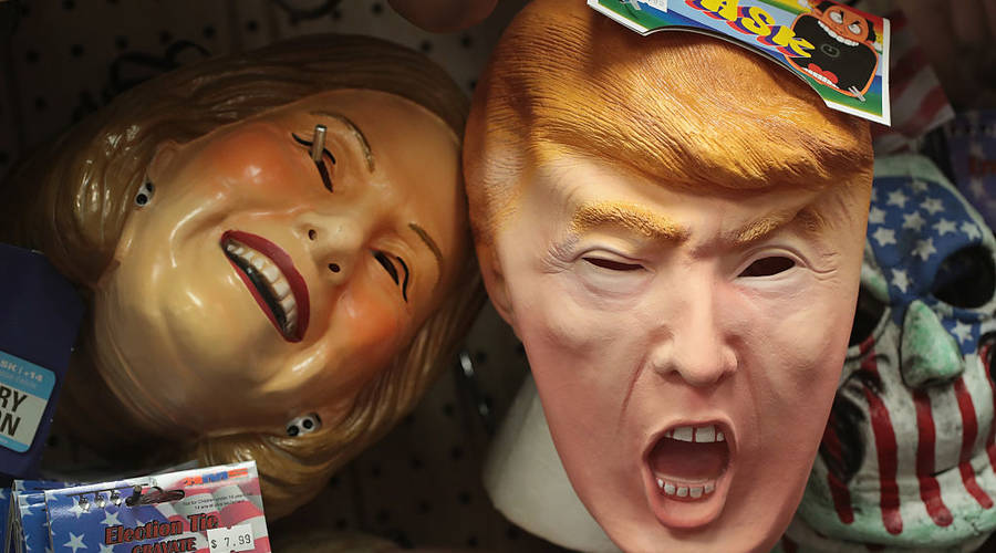 5 Halloween Costumes to Parody the 2016 Presidential Election