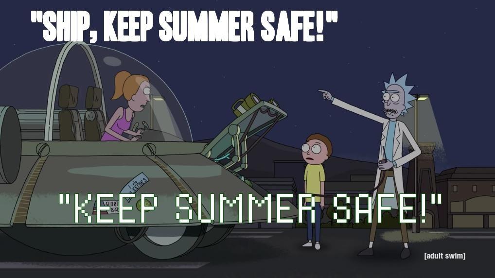 summer safe